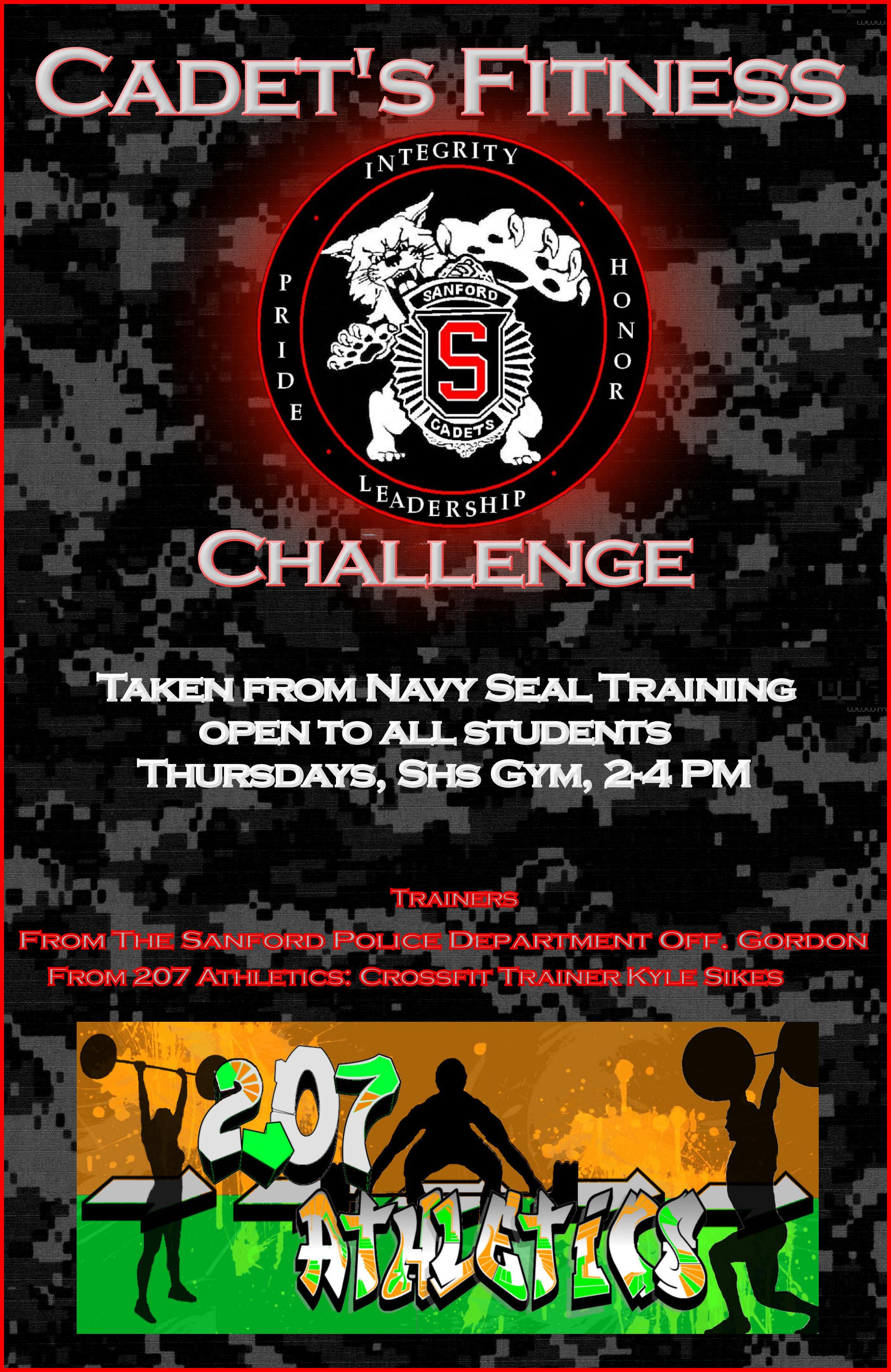 Cadet Fitness Challenge |